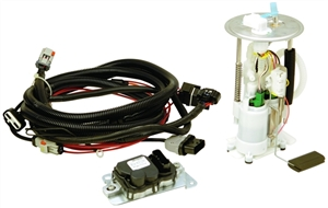 2010-2012 Shelby GT500 Dual Fuel Pump Kit -- M-9407-MSVTA