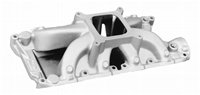 "FORD RACING 289/302 SINGLE PLANE ""VICTOR JR."" INTAKE MANIFOLD -- M-9424-D302"