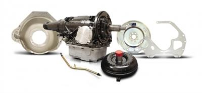 5.0L TIVCT COYOTE C4 AUTOMATIC TRANSMISSION PACKAGE -- PASS26107