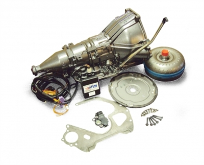 5.0L TIVCT COYOTE AODE/4R70W AUTOMATIC TRANSMISSION PACKAGE WITH CONTROLLER -- PASS45200