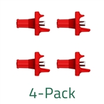 Freez Free Brand Poultry Nipples 4 Pack