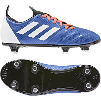 Adidas Malice Junior Soft Ground Rugby Boots