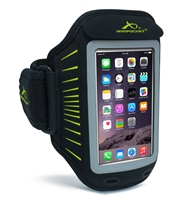 Armpocket Racer Armband Black/Yellow