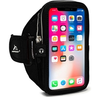 Armpocket Mega i-40 Plus Armband Black