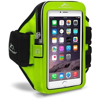 Armpocket Mega i-40 Armband Yellow