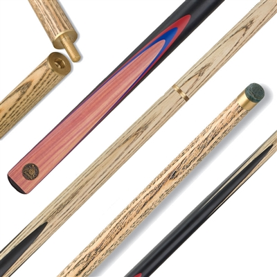 Cannon Metro 57 inch Two Piece Snooker Cue.