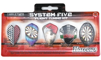 Harrows System Five Flight Tuning Kit
