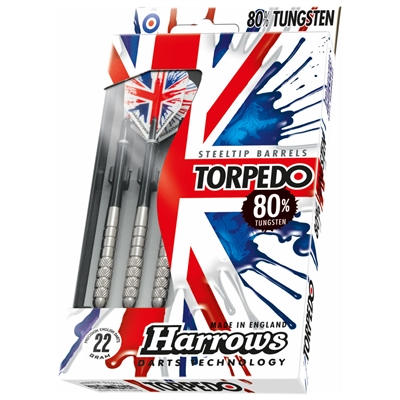 Harrows Torpedo Tungsten Dart