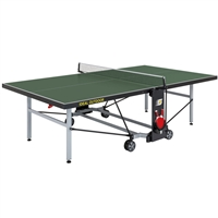 Ideal Outdoor Table Tennis Table