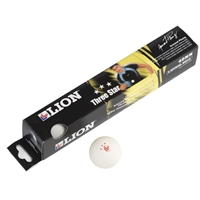 Lion 3 Star Table Tennis Balls