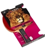 Lion Super Carbo Table Tennis Bat