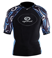 Optimum Razor Protective Rugby Top (Blue)