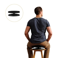 Swedish Posture Balance Core Trainer (Black)