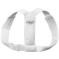 Swedish Flexible Posture Corrector (White)