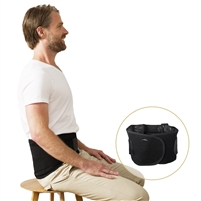 Swedish Posture Stabilize (Black)