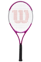 Wilson Ultra Pink 25 inch Junior Tennis Racket (2020)