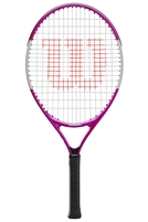 Wilson Ultra Pink 23 inch Junior Tennis Racket (2020)