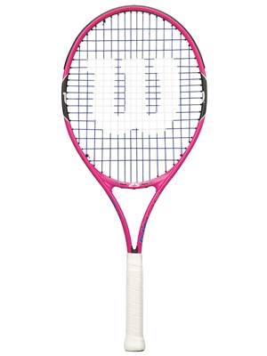 Wilson Burn Pink 25 inch Junior Tennis Racket (2019)