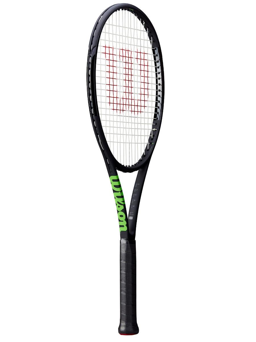 Wilson Blade 98 (16x19) CV Black Tennis Racket (2019)
