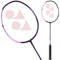 Yonex ASTROX SMASH Badminton Racket. (Purple Pink)