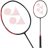 Yonex ASTROX SMASH Badminton Racket. (Black/Flame Red)