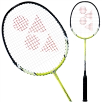 Yonex MUSCLE POWER 2 Badminton Racket. (Silver/Lime)