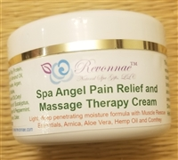 Revonnae's Spa Angel Relief & Soothing Cream NEW w/ Argan Oil & Aloe Vera.