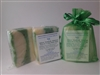 Cucumber Melon w/Holy Basil  Shea Butter & Olive Oil CP Soap