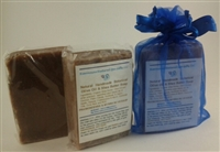 Frankincense & Myrrh  Shea Butter & Olive Oil CP Soap
