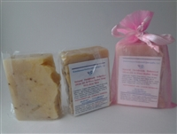 Peppermint and Lemon Verbena Shea Butter & Olive Oil Soap