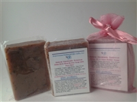 Pomegranate wih Rose Petals Shea Butter and Olive Oil Soap