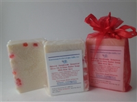 Rose of Sharon Shea Butter & Olive Oil Soap