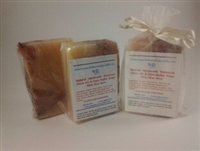 Cassia & Cinnamon Shea Butter & Olive Oil CP Soap