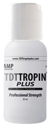 TDT Tropin Plus Dermal Formula -  AMP Laboratories Ltd., 30ml bottle