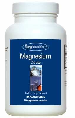 Magnesium Citrate - Allergy Research Group