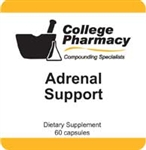Adrenal Support - College Pharmacy, 60 capsules