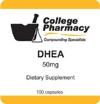 DHEA - College Pharmacy, 50mg / 100 capsules