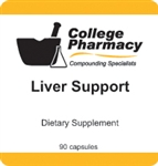 Liver Support - College Pharmacy, 90 capsules