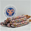 Milk Chocolate w/ Multi-Colored Nonpareils (1 Dozen)