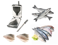 FISH FILLETING DEVICE >> Better than Filleting Fish by Hand