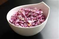 Red Cabbage Salad (1/2 lb)