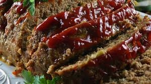 Meat Loaf with Side