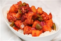 Sweet 'n' Sour Chicken with Side