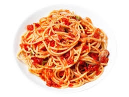 Spaghetti with choice of sauce