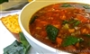 Vegetable Minestrone Soup (24oz)