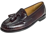 Cole-Haan Pinch Tassel Burgundy
