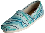 Toms Shoes Inc.: Alpergata Turquoise Rock Geology