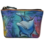 Coin Pouch Dolphin World