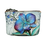 Coin Pouch Floral Fantasy