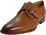 Florsheim: Sabato Plain Toe Monk Scotch